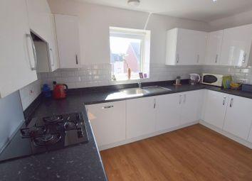 Thumbnail 2 bedroom flat for sale in Santa Cruz Avenue, Bletchley, Milton Keynes