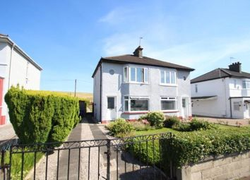 Thumbnail 2 bed semi-detached house for sale in Kinpurnie Road, Paisley, Renfrewshire