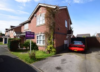 Thumbnail 2 bed semi-detached house for sale in Broadheath Avenue, Prenton