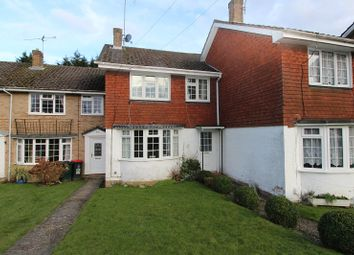 Thumbnail 3 bed terraced house for sale in Lyndhurst Close, Crawley, West Sussex.