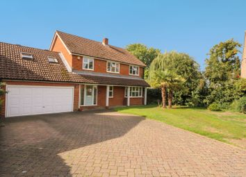 Thumbnail 5 bed detached house for sale in Rectory Meadow, Southfleet