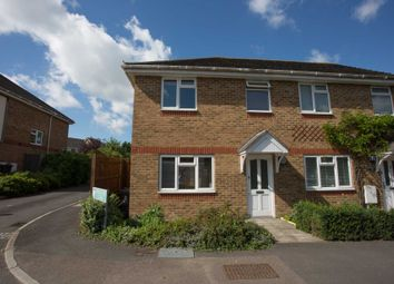 Thumbnail 2 bedroom end terrace house to rent in Hollow Lane, Snodland