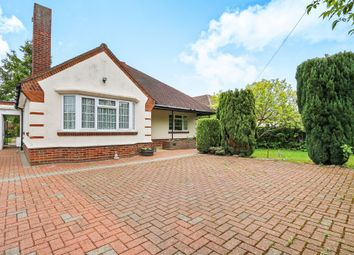 Thumbnail 3 bed detached bungalow for sale in Chelsworth Avenue, Ipswich