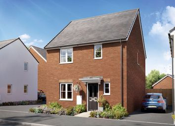 "Thumbnail 3 bed detached house for sale in ""The Elliot"" at Badgers Chase, Retford"