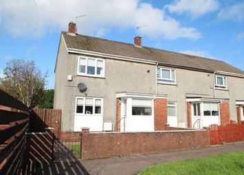 Thumbnail 2 bed end terrace house for sale in Ashton Drive, Hurlford, Kilmarnock, East Ayrshire