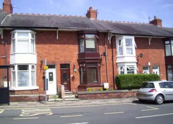 Thumbnail 2 bed terraced house for sale in Byerley Road, Shildon, County Durham