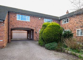 Thumbnail 4 bed mews house for sale in Foxley Close, Lymm