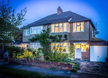 Thumbnail Semi-detached house for sale in Beechcroft Avenue, New Malden