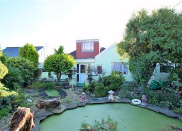 Thumbnail 5 bed detached bungalow for sale in Porthkerry Road, Rhoose, Barry