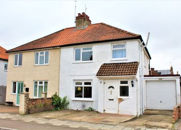 Thumbnail 3 bed semi-detached house to rent in Chrismas Avenue, Aldershot