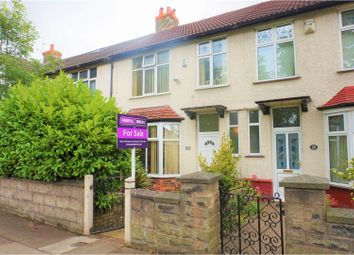 Thumbnail 3 bed terraced house for sale in Aigburth Road, Liverpool