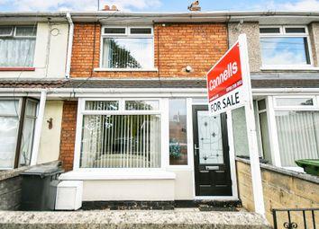Thumbnail 2 bed terraced house for sale in Chapel Street, Swindon