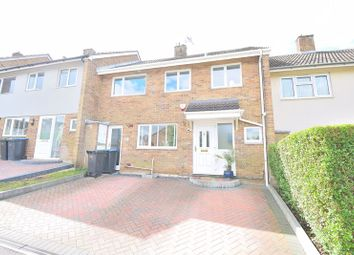 Thumbnail 4 bed terraced house for sale in Collins Meadow, Harlow