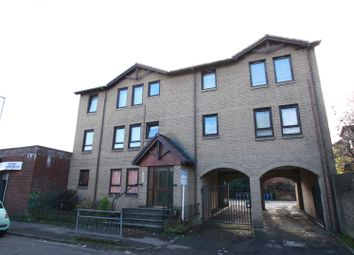 Thumbnail 2 bed flat for sale in Wallace Street, Paisley