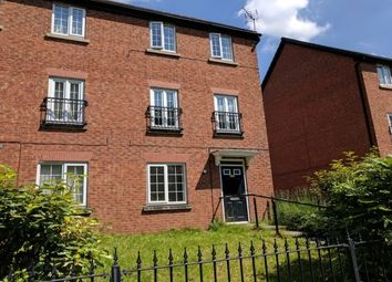 Thumbnail 4 bedroom town house to rent in Cornwall Street, Openshaw