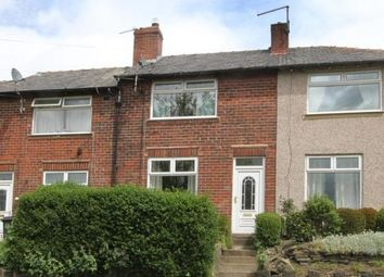 Thumbnail 2 bed terraced house to rent in Hall Road, Sheffield