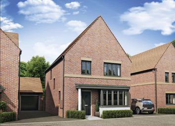 "Thumbnail 4 bed detached house for sale in ""Chester"" at Bird Way, Lawley, Telford"