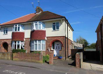 Thumbnail 3 bed semi-detached house for sale in Coronation Road, Aldershot
