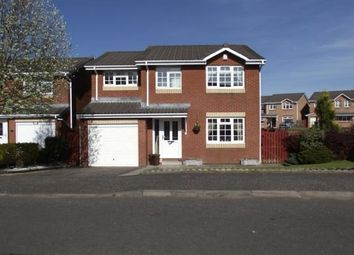 Thumbnail 4 bed detached house to rent in Loch Park, Wishaw