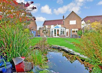 Thumbnail 4 bed detached house for sale in Crowborough Hill, Crowborough, East Sussex