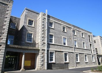 Thumbnail 2 bed flat to rent in Craigie Drive, Stonehouse, Plymouth