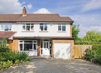 Thumbnail 4 bed semi-detached house for sale in Swan Street, Alvechurch