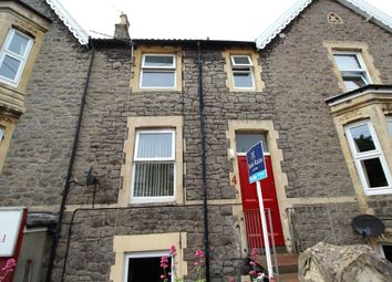 Thumbnail 4 bed flat for sale in Queens Road, Clevedon