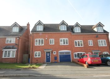 Thumbnail 4 bed town house for sale in George Street, Hurstead, Rochdale