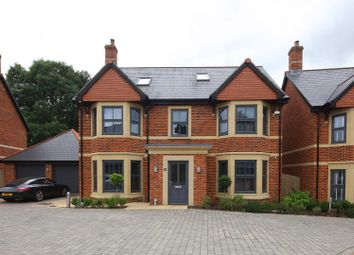 Thumbnail 5 bed detached house for sale in Pencisely Road, Llandaff, Cardiff