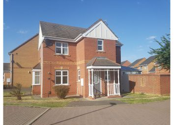 Thumbnail 3 bed link-detached house for sale in Gavin Close, Thorpe Astley