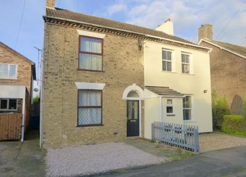Thumbnail 3 bed semi-detached house for sale in Norwood Road, March