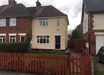 Thumbnail 2 bed property for sale in William Iliffe Street, Hinckley, Leicestershire