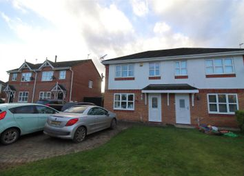 3 bed semi-detached house to rent in Millbrook Close, Winsford CW7