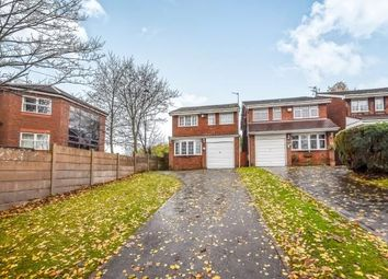 Thumbnail 3 bedroom detached house for sale in Harden Road, Walsall, West Midlands