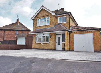 3 bed detached house for sale in Kensington Drive, Wigston LE18
