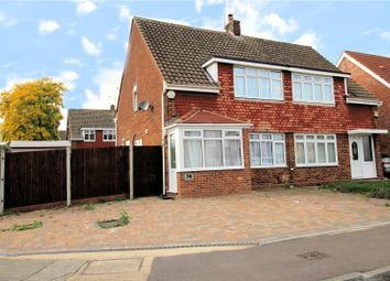 Thumbnail 3 bedroom property for sale in Wessex Drive, Erith, Kent