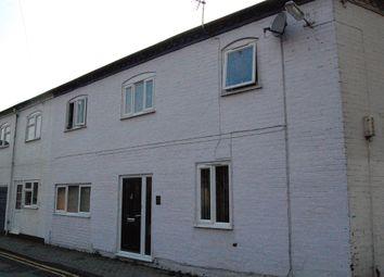 Thumbnail 2 bedroom terraced house for sale in Fraser Court, Moorfield Street, Hereford