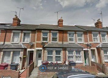 Thumbnail 5 bed terraced house to rent in Grange Av, Reading