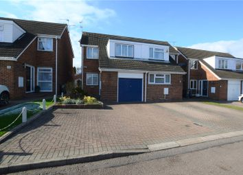 Thumbnail 3 bed semi-detached house for sale in Gerard Avenue, Thorley, Bishop's Stortford