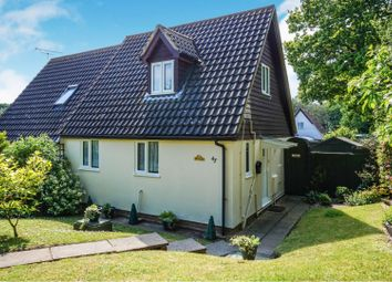 Thumbnail 2 bed semi-detached house for sale in Aylward Close, Hadleigh