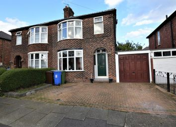 Thumbnail 3 bed semi-detached house for sale in Northway, Droylsden, Manchester