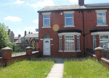 Thumbnail 3 bed end terrace house for sale in Toxteth Street, Openshaw, Manchester