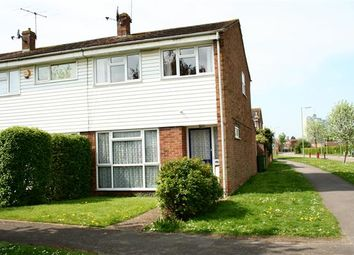 Thumbnail 3 bed end terrace house to rent in Eastrop, Basingstoke Town, Hampshire