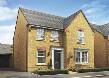 "Thumbnail 4 bed detached house for sale in ""Holden"" at Holme Way, Worksop"