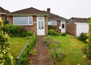 Thumbnail 2 bed bungalow for sale in Downsview, Heathfield, East Sussex