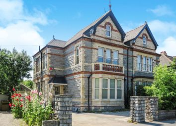 Thumbnail 5 bed property for sale in Hickman Road, Penarth