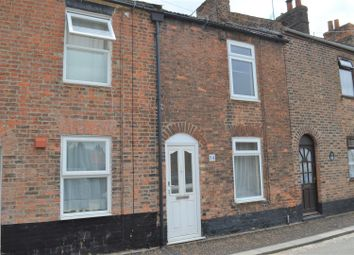 Thumbnail 2 bed terraced house for sale in Checker Street, King's Lynn