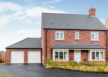 Thumbnail 4 bed detached house for sale in Red Fescue Close, Mickleton, Gloucestershire
