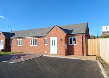 Thumbnail 2 bed semi-detached bungalow for sale in Parminter Close, Exmouth, Devon