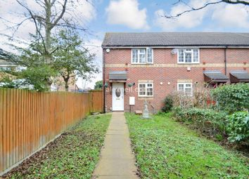 Thumbnail 2 bedroom end terrace house for sale in Amy Warne Close, London